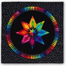 Bright Star Quilt Kit by Jacqueline de Jonge