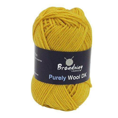 Purely Wool Yarn – Broadway Yarns - Bernina Northland