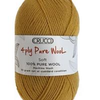 Crucci Pure Wool Soft NEW