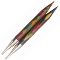 KnitPro Symfonie Wood Interchangeable Tips
