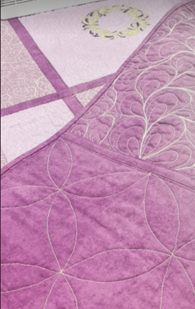 BSR Free Motion Quilting