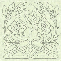 Sashiko Cloth – Passion