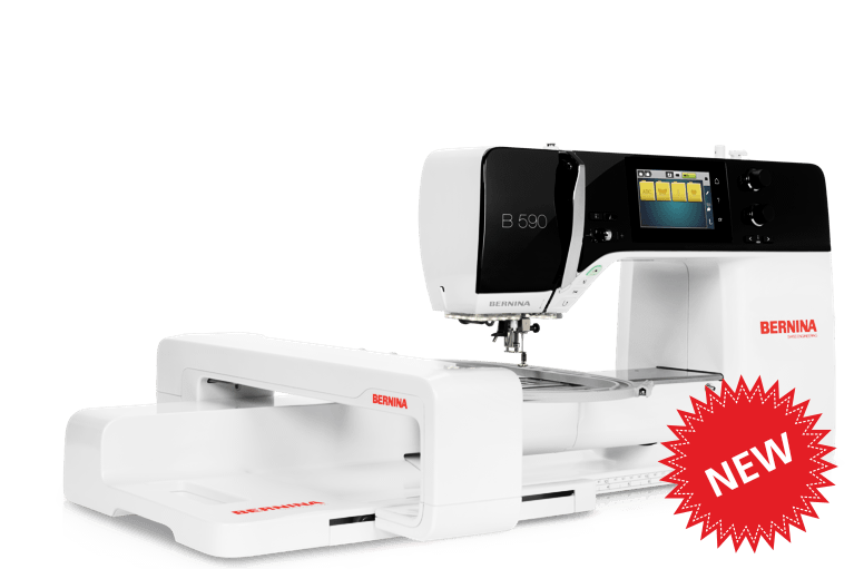 Embroidery tutorials for the NEW BERNINA 5 series