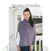 Crucci Merino Poncho Leaflet 2014