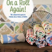 Moda All-Stars – On a Roll Again! – 14 Creative Quilts from Jelly Roll Strips
